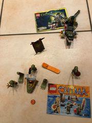 Lego Chima Crocs Set 70126
