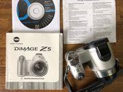 Digitalkamera Konica Minolta - DimAGE Z5