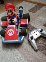 Mario Funkgesteuerstes Auto
