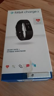 fitbit charge 2 - Fitnessuhr