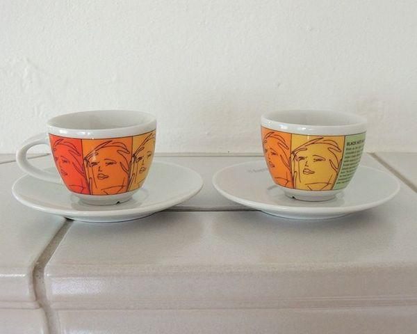 Mokkatassen Espresso Tassen von Saeco