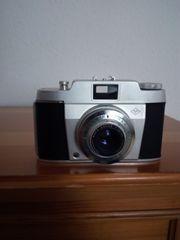 Fotoapparat über 60 Jahre alt