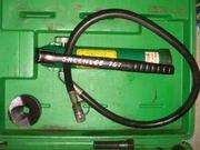 komplettes Hydraulik Set v GREENLEE