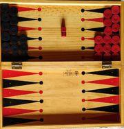 Backgammon Schach Dame -Spiel