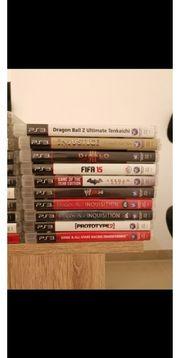 Playstation 3 Spielesammlung Videospiele Spiele