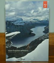 DVD Adobe Photoshop Lightroom 6