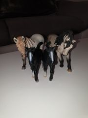 SCHLEICH Andalusier Familie