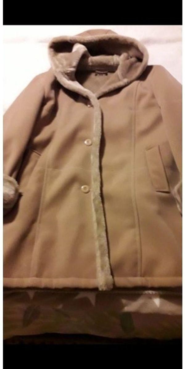 Damen Mantel Größe L