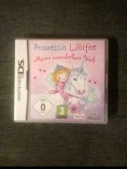 Nintendo DS Spiel Prinzessin Lillifee