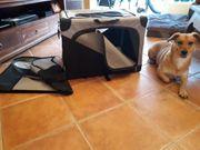 Anione Travellerbox Hundebox faltbare Hundebox