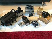 Nikon D5300 -Komplette DSLR Foto-Ausrüstung