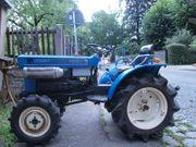 Kleintraktor Iseki TX1510 Allrad Traktor