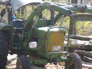 Lanz Deer Traktor 710