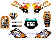 KTM 2004 SX EXC MX