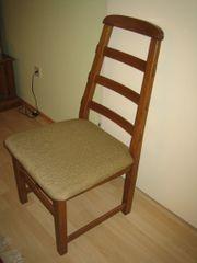 4 Esstisch Stühle