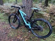 E-Bike Bianchi T-Tronik Darsteller Carbon