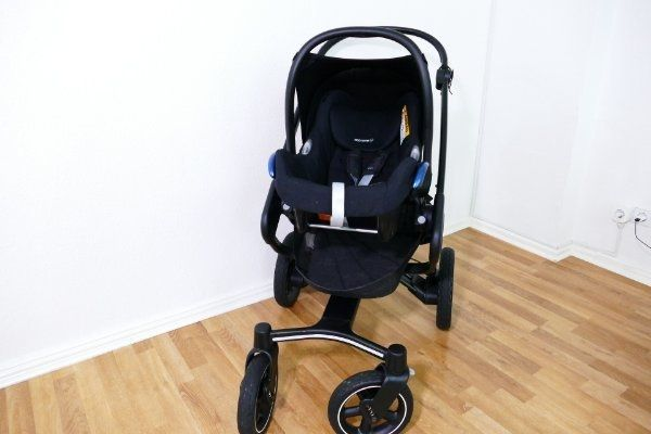 Kinderwagen maxi cosi 3-1