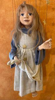 Sterntaler Marionette Puppe 60 cm
