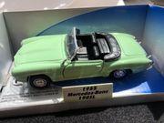 Spielzeug Auto Mercedes-Bens 190 SL