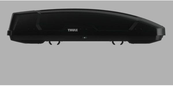 Thule Dachbox mit Dachträger