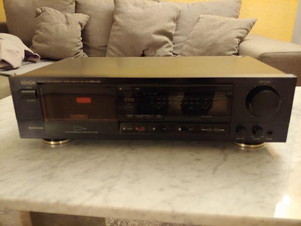 Tape-Deck Denon DRM-500