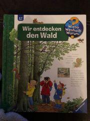 Buch - Wir entdecken den Wald