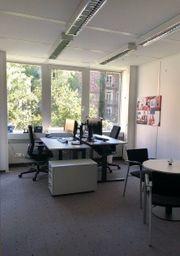 Schönes modernes Bürozimmer in Bürogemeinschaft