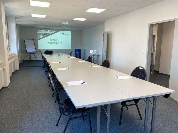 Seminar- und Veranstaltungsraum zu vermieten