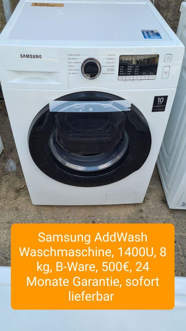 Samsung Addwash Waschmaschine 1400U 8kg