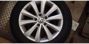 VW Passat Alufelgen Sommerräder Kompletträder