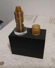 VG V6s Gold Selbstwickelverdampfer RTA