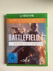 Battlefield 1 für X Box