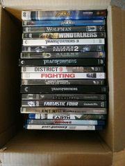 DVD Kiste mit 18 DVDs