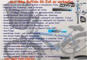 Alu-Bike 26 Zoll günstig abzugeben