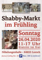 Shabby-Markt in Lorsch