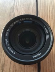 Canon EF-S 18-135 mm 3
