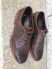 Lloyd SALVATORE SADDLE Brown Lace-up