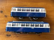 MÄRKLIN H0 Schienenbus 3016 4018