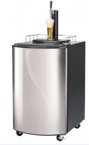 Bierkühler Edelstahltür für 60 L