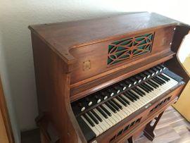 Bild 4 - Harmonium antik von Lindholm J - Waldsee
