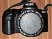 Minolta Dynax 500si Analoge Spiegelreflexkamera