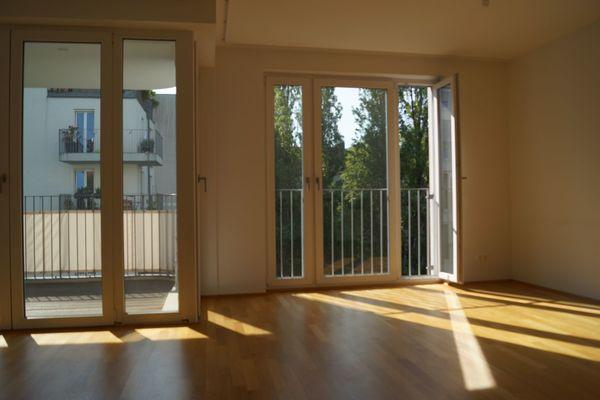 Helle und freundliche Wohnung - bezugs-