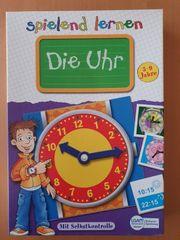 Lernspiel Die Uhr 5-9 Jahre