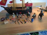 Playmobil Piratenschiff Küstenwache Zubehör Drache