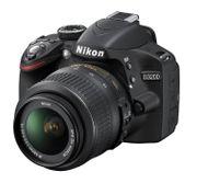 Nikon D3200 SLR-Digitalkamera inkl AF-S