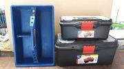 Werkzeugkisten 3x 2x Westfalia 13