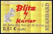 Blitz-Kurier MiNr 17 15 05