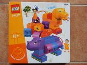 Lego 3514 Nashorn und Löwe