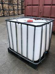 Wassertank bzw IBC Behälter gebraucht