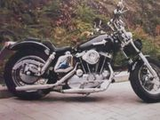HD Ironhead XLH 1000 Bj